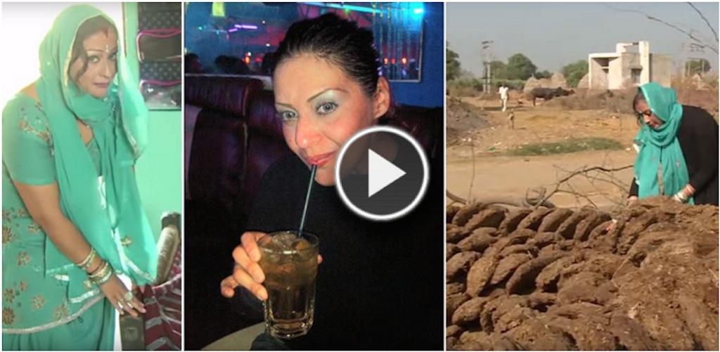 American Woman Moves To India To Become Rural Housewife